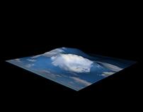 Sky Mountain Animation
