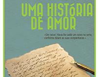Uma história de amor - book cover