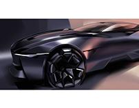 VolksWagen GT Concept 2025