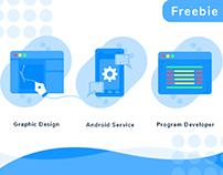 FREEBIE icon service