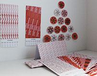 Christmas gifts: Calendar