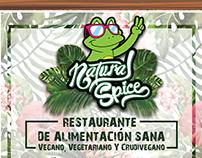 Restaurante Natural SPICE