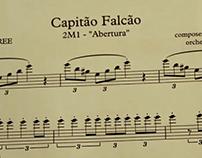 Capitão Falcão - Recording Session