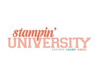 Stampin' University Logo