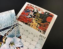Calendar sample 2017(... 2018 ongoing )