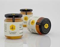 Costantini miele. Honey Costantini