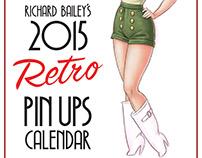 2015 Pin Up Calendar
