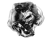 Combat Helicopter-Helmet Mounted Display ver-02