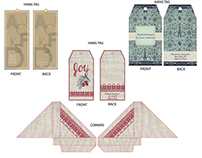 Various Packaging Design