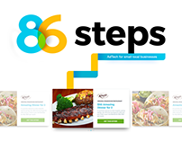 86Steps. AdTech for small local businesses.