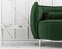 """Cake"" - sofas&armchairs"