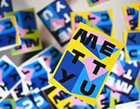 Mettyu - Brand Identity & Packaging Design