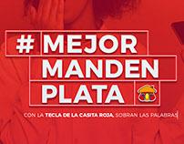 Senior Lions Davivienda. #MejorMandenPlata