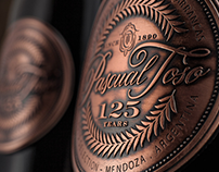 Pascual Toso 125 Anniversary Limited Edition