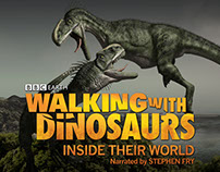 BBC Walking With Dinosaurs: Inside Their World - app