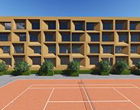 V. S. Internation School (Architecture & Landscape)
