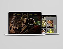 Parta - Web for Patisserie