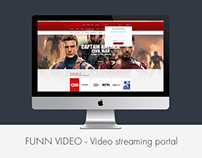 FUNN VIDEO - VIDEO STREAMING