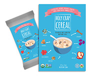 Re-Branding Holy Crap Cereal