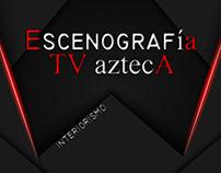 Escenografía Set Tv