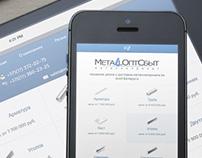 MetallOpt Redesign Top 10 SR in Belarus. +478% Revenue