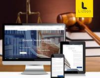 Erdem Hukuk Web Sitesi Projesi