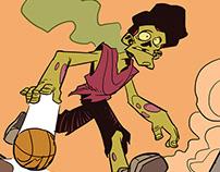 Zombie Basketball