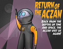 ACZAN Astronaut
