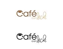 Café con Leche LOGO