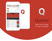 Quanto App: Travel Budgeting application
