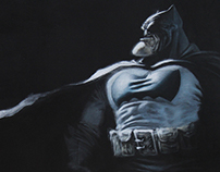The Batpainting