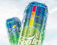 Sprite Can - 3d