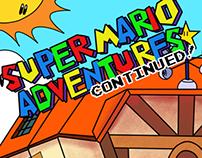 Super Mario Adventures Continued : Mario's Mis-Cake