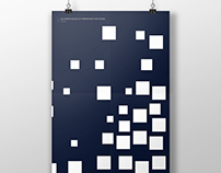 Architecture poster no 23. Icons Serie. SANAA.
