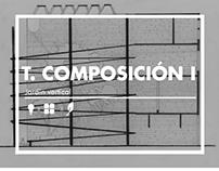 Taller de Composición I: Jardín vertical / ARQU-1111
