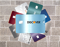 Discover Card Animation