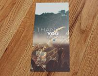 Bridgeway - Church Thank You Card