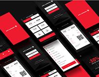 Air Canada Redesign App