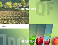 Qazaq fruit - fruit factory