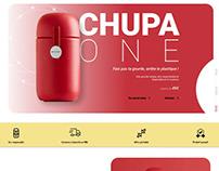Chupa One - Bottle project