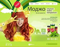 Mojo / Adaptive Website