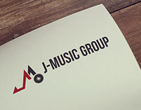 J-Music Group / Branding