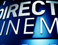 DirecTV Cinema Rebrand