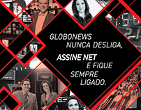 Campanha de marketing GloboNews