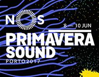 NOS Primavera Sound 2017 - Porto | Promotional