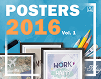 Posters Vol. 1 - 2016