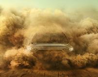 Hyundai Tucson Expectativa