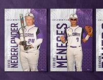 High School Senior Baseball Banners