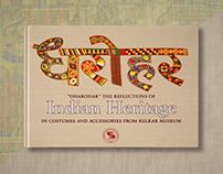 DHAROHAR - Costumes and Accessories from Kelkar Museum