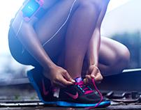 Nike+ Worn To Win